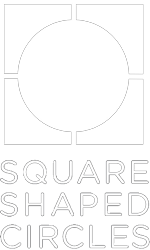 square shaped circles